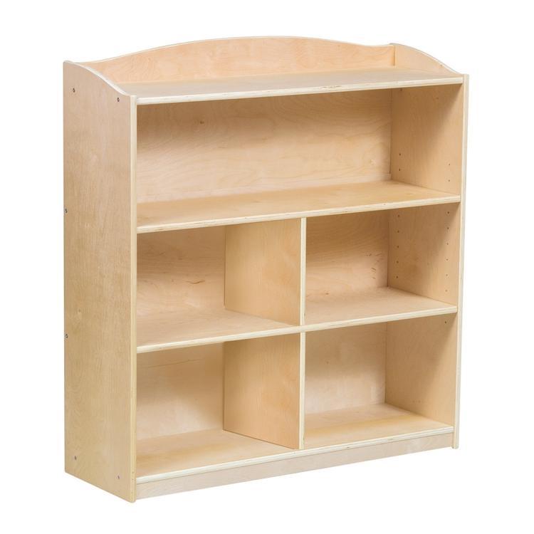4 Shelf Bookshelf