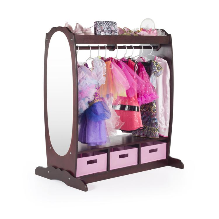 Dress-Up Storage Center