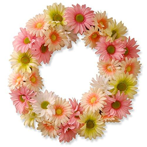 Garden Accents Cosmos Wreath