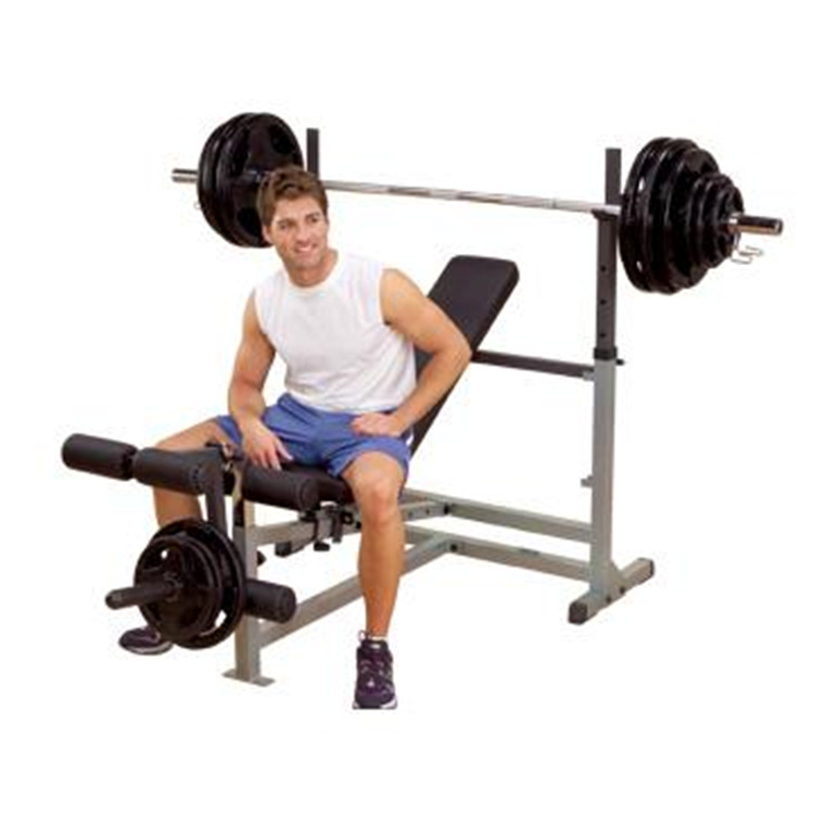 Body Solid Power Ctr Bench Pakcage