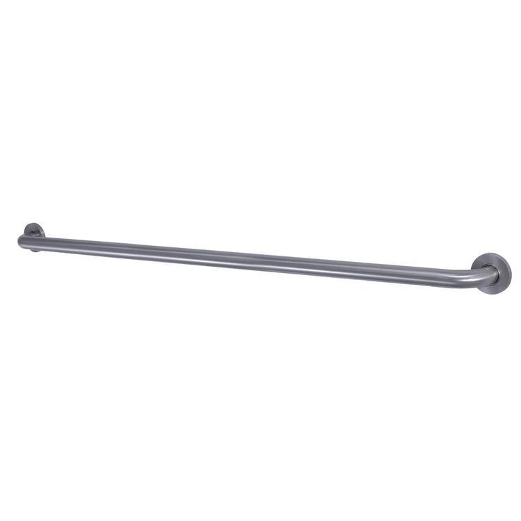 Kingston Brass GDR814328 Silver Sage Grab Bar, Brushed Nickel