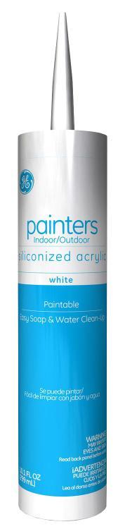 Ge14449 Caulk Painters White