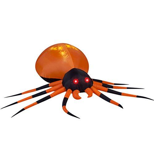 National Tree Inflatable Whirl-A-Motion Projection Spider