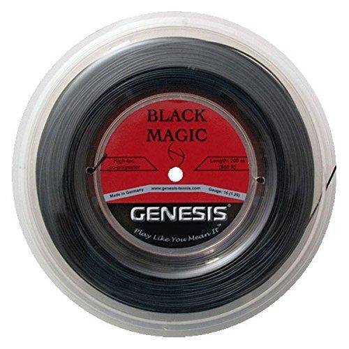 Genesis Black Magic 17- 1.23mm-Black- 660' Reel