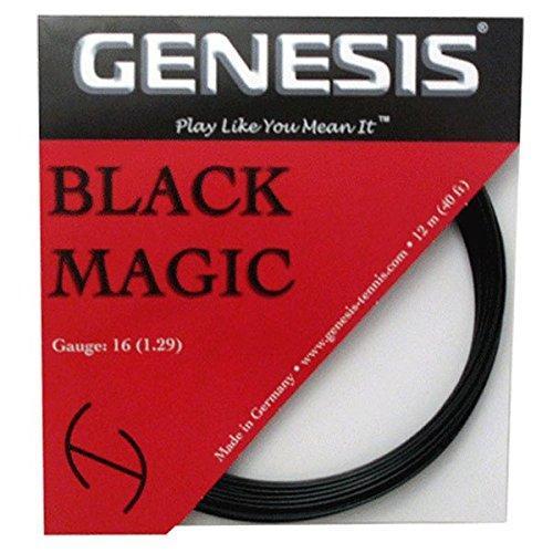 Genesis Black Magic 17- 1.23mm-Black 40' Set