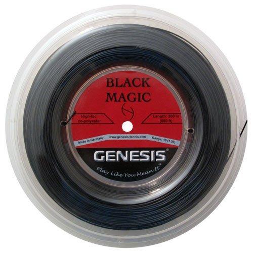 Genesis Black Magic 16- 1.29mm-Black- 660' Reel