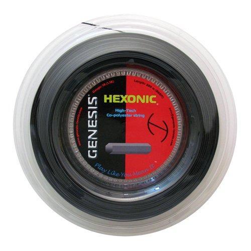 Genesis Hexonic 16l- 1.27mm- Black- 660' Reel