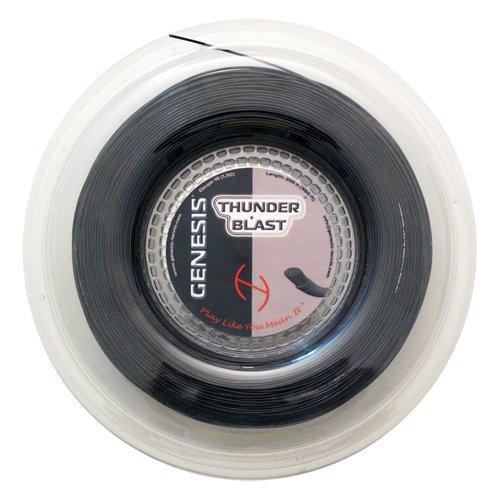 Genesis Thunder Blast 16- 1.30mm- Black- 660' Reel