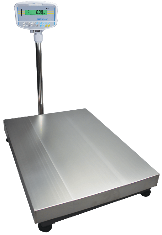 GFK 150aM Floor Checkweighing Scale 150lb / 60kg x 0.02lb / 0.01kg