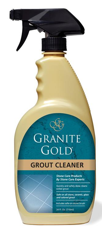 Gg0371 Grout Clnr 24Oz W/Brush