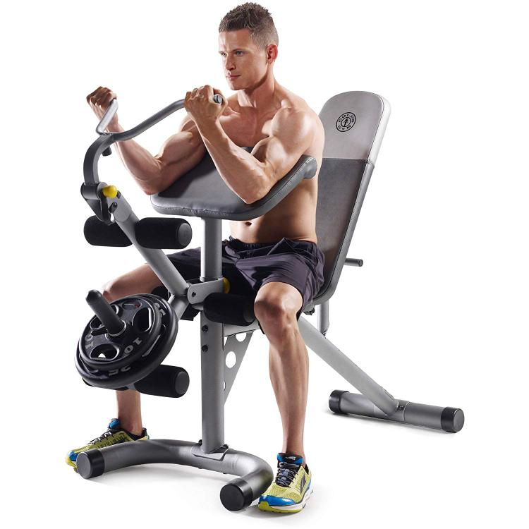 ICON Fitness Gold's Gym XRS20 (Bench Only) [Item # GGBE19615]