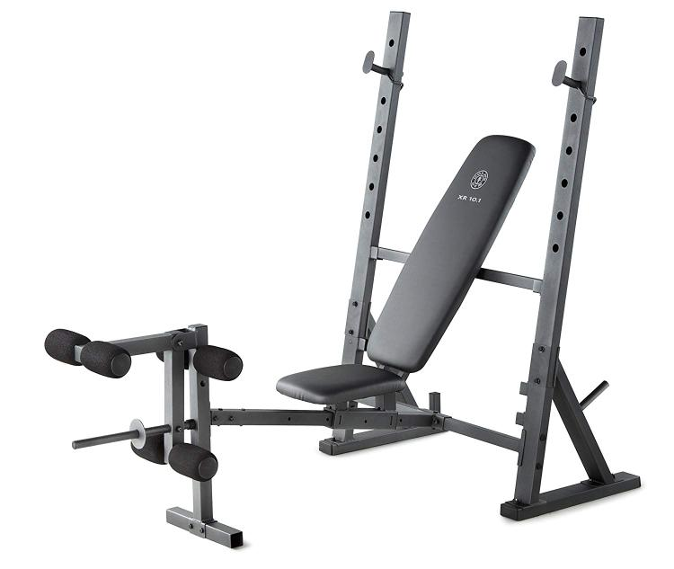 ICON Fitness Gold's Gym XR 10.1 [Item # GGBE99610]