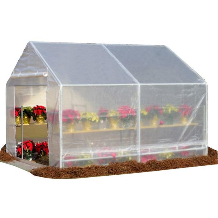 King Canopy 10 ft x 10 ft Greenhouse Kit