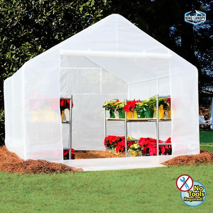 King Canopy Green House Kit