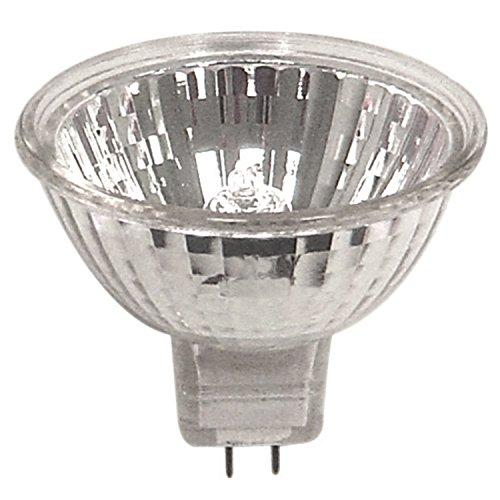 50 Watt MR16 12v Halogen Bulbs 2 Pack