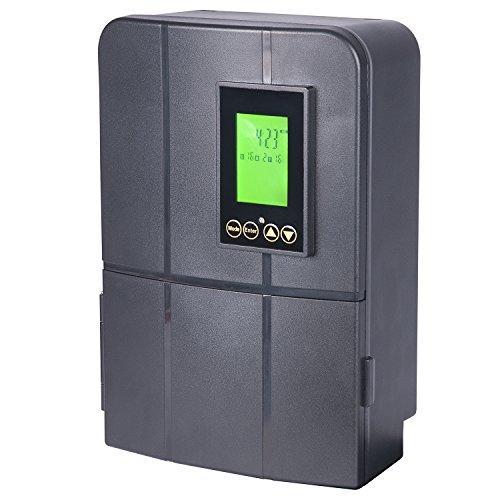 200W Smartphone Compatible Low Voltage Transformer - Black