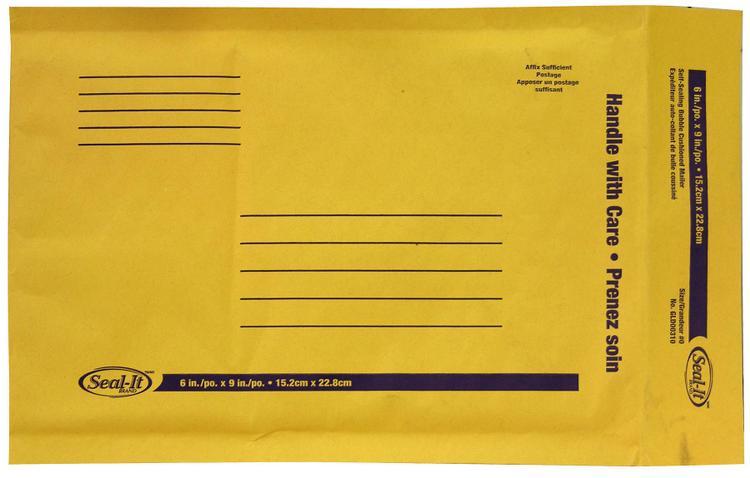 Gld30010 Mailer 6X9