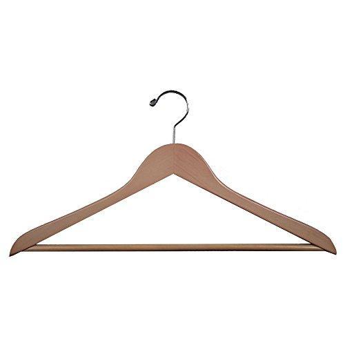 Wooden hanger - flat [Item # GNA8802]
