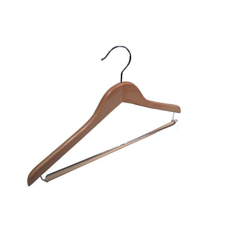 Proman Wooden hanger - flat [Item # GNC8803]