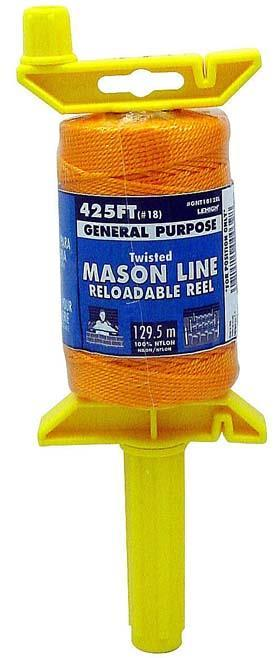 Gnt1812Rl Mason Line 425' Gold [Item # GNT1812RL]