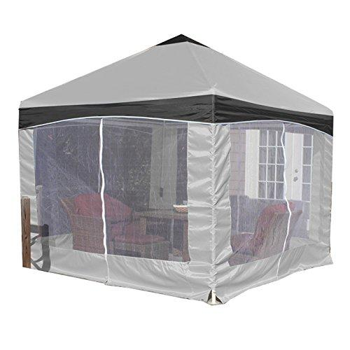 King Canopy 10'  X 10' Garden Party Backyard Gazebo- Stone Garden