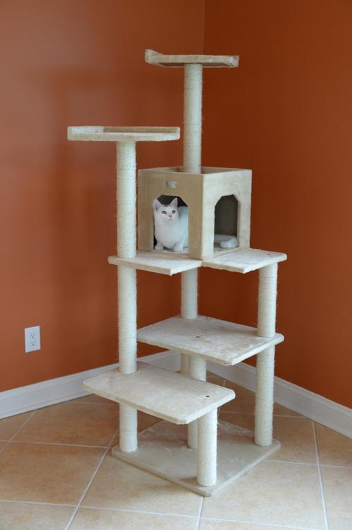 Gleepet Cat Tree 4 Levels