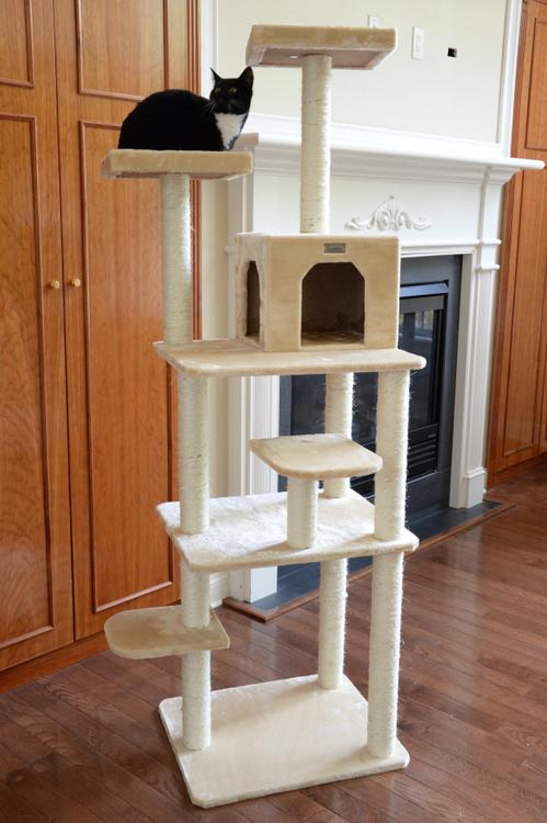 Gleepet Cat Tree 7 Levels