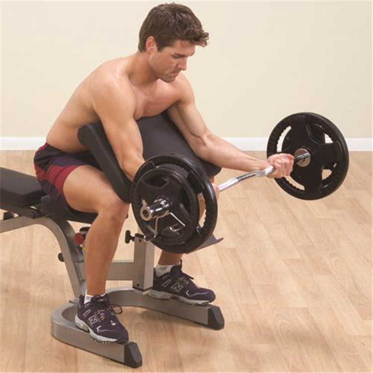Body Solid Preacher Curl Station