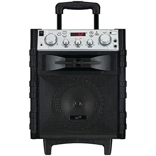 ILIVE iSB665B Bluetooth(R) Tailgate Speaker