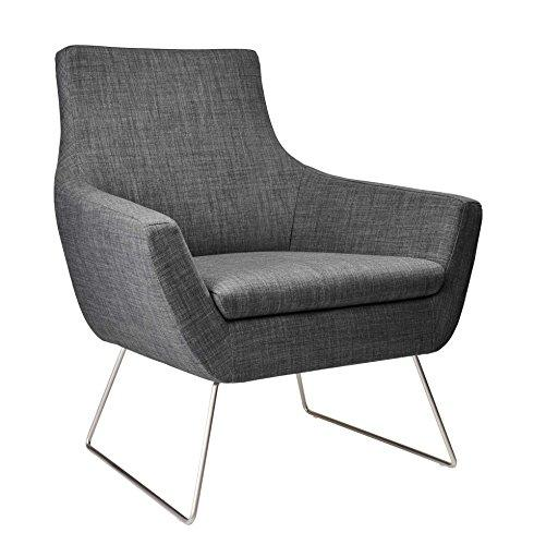 Kendrick Chair- Charcoal Grey