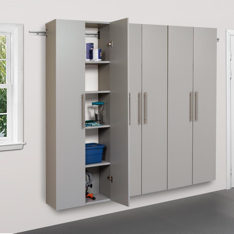Prepac Hangups Storage Cabinet Set C [Item # GRGW-0703-3M]