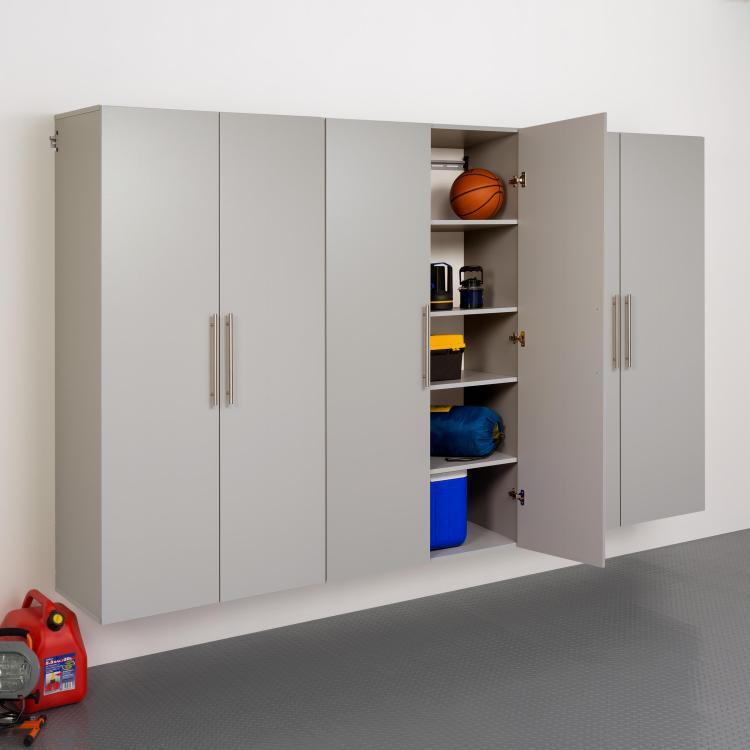 Prepac Hangups Storage Cabinet Set E [Item # GRGW-0705-3M]