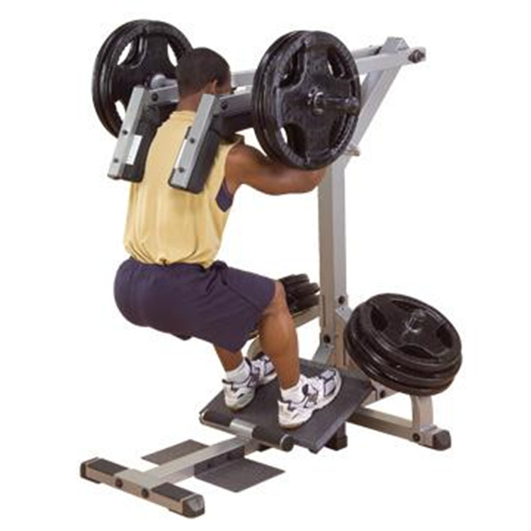 Body Solid Leverage Squat / Calf Machine