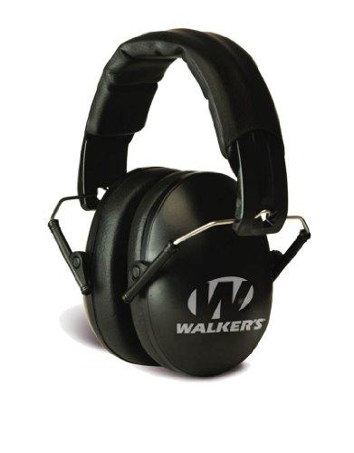 WALKERS GAME EAR GWP-YWFM2 Youth & Women Folding Muff (Black)