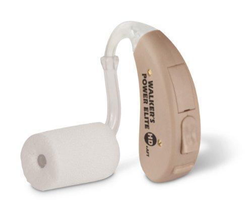WALKERS GAME EAR WGE-XGE4B Game Ear HD Power Elite Hearing Protection (Beige)