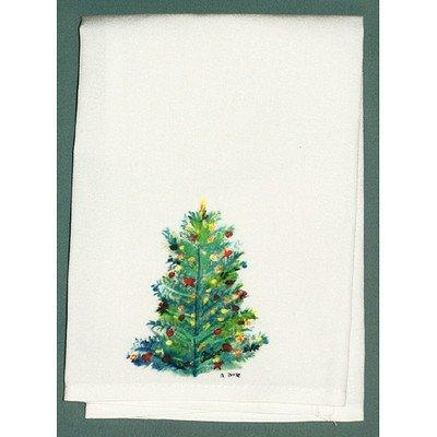 Christmas Tree Guest Towel