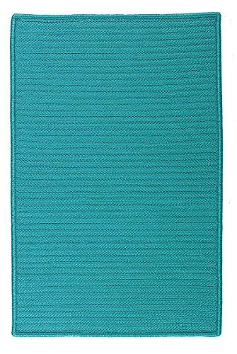 Simply Home Solid - Turquoise 2'x3'