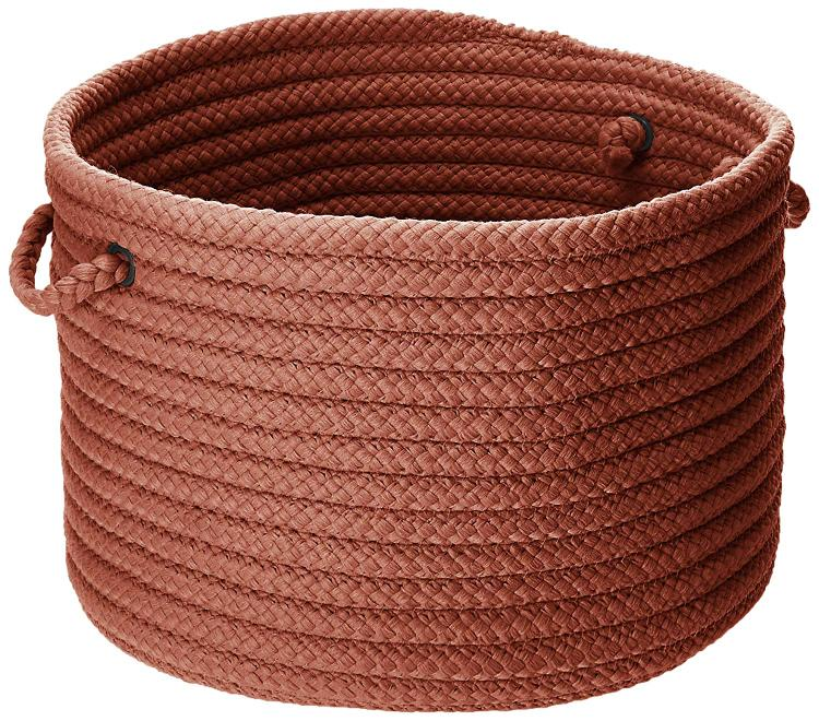 Simply Home Solid - Terracotta 24