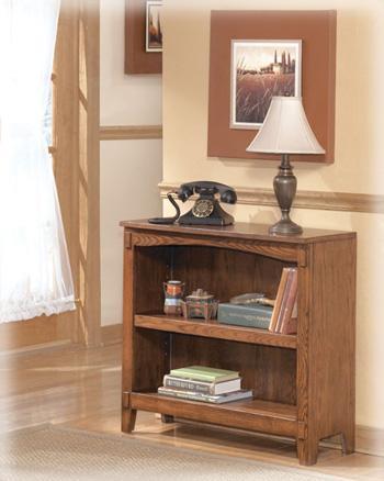 Cross Island Bookcase