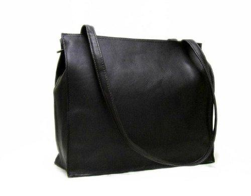 Medium Tote (Zip Closure) [Item # H-05B-Caf]