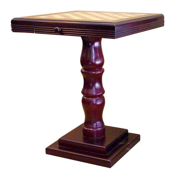 Cherry Chess Table