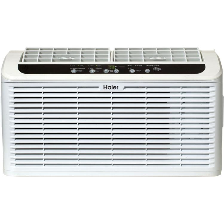 Serenity Series 6,050 BTU 115V Window Air Conditioner with LED Remote Control