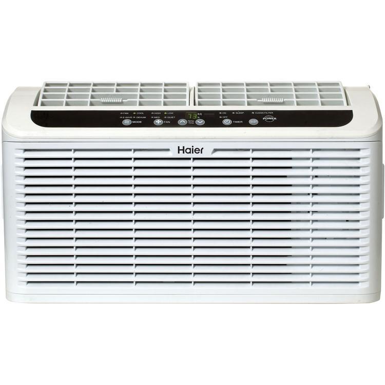6,000 BTU 115V Window Air Conditioner with Ultra Quiet Sound Package