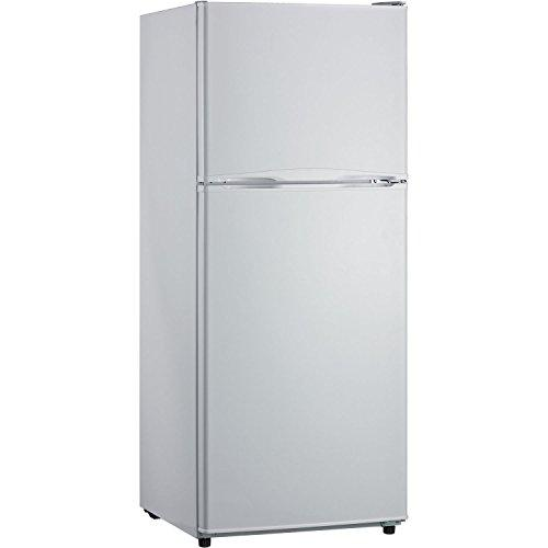 Energy Star Frost-Free Refrigerator with Top-Mount Freezer - White
