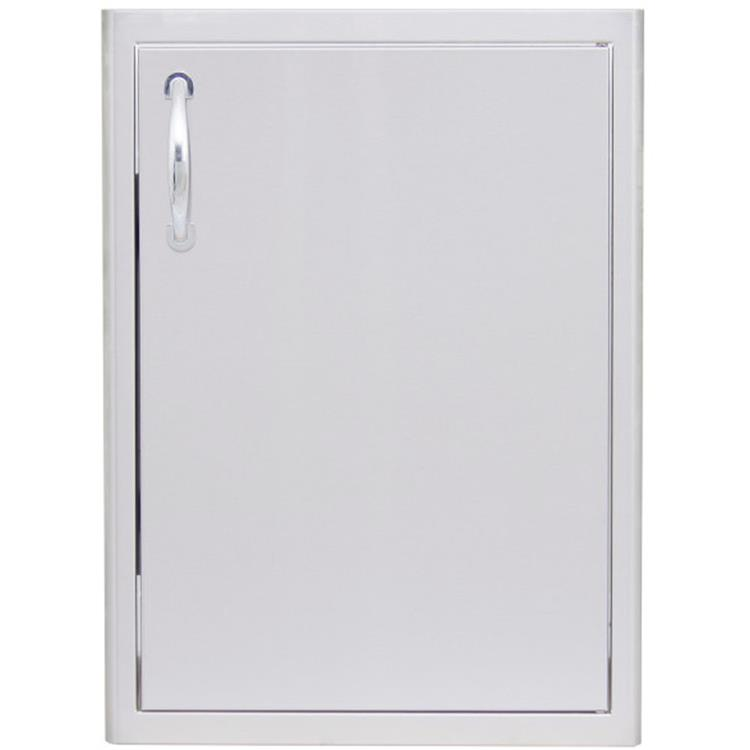 Hanover 20-In Vertical Single Access Door - [HANBBQ501005DR]