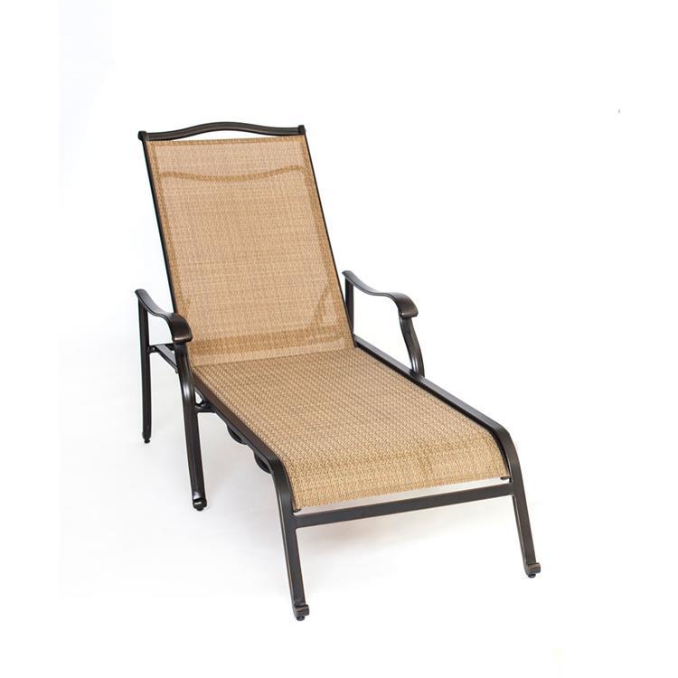 Hanover Monaco Chaise Lounge Chair [Item # HANFURMONCHS]