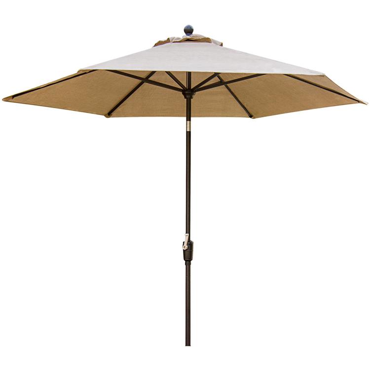 Hanover Table Umbrella for the Traditions Outdoor Dining Collection