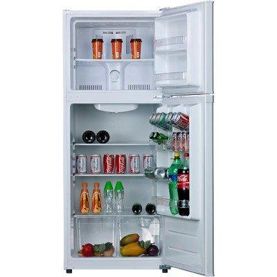 Energy Star 12 Cu. Ft. Refrigerator with Top-Mount Freezer