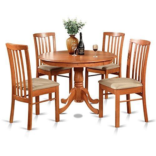 East West Furniture Kitchen Nook Dining Set