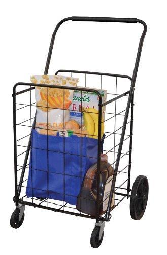 HELPING HAND FQ39720 4-Wheel Super-Deluxe Swiveler Cart